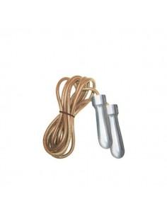 Toorx - Corda da Salto in Pelle Professionale Light