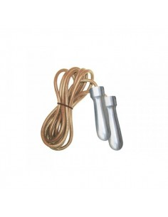 Toorx - Corda da Salto in Pelle Professionale Heavy