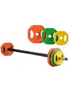 JK Diamond - Set Body Pump 20 Kg