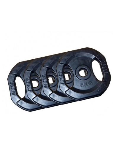 Toorx - Set 4 Dischi 5 kg per Body Pump