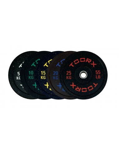 Toorx - Disco BUMPER Crumb Ø 45 cm 5 Kg