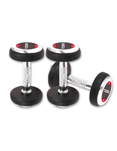 Toorx - Set Manubri da 10 a 20 kg (6...