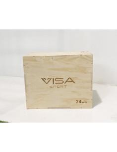 Visa Sport - Plyo Box Legno...