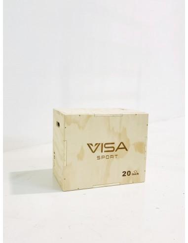 Visa Sport - Plyo Box Legno Small 3 x 1